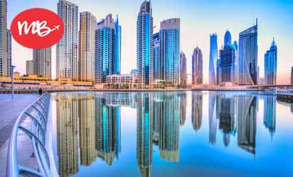 Shimmery Dubai