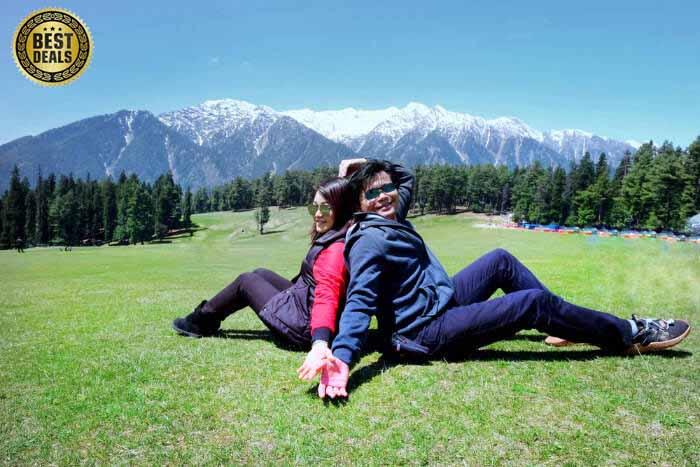 Peaceful Kashmir