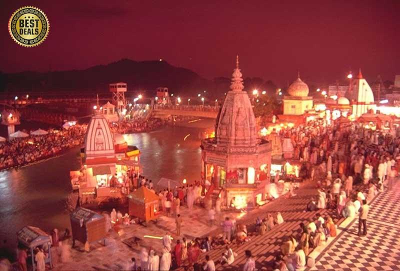 Peaceful Haridwar And Kashi