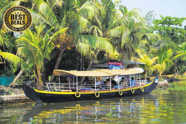 Splendors of Kerala
