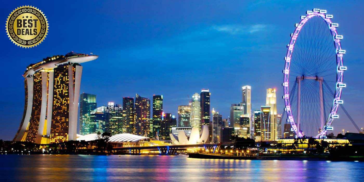 Shining Singapore